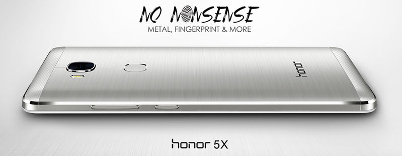 Honor 5X to Android 6.0 Marshmallow