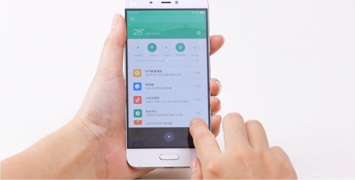 What's New in MIUI 8 notification revamped