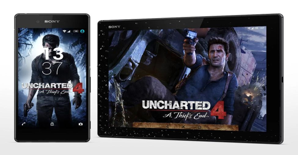 Download Uncharted 4 Xperia Theme androidsage