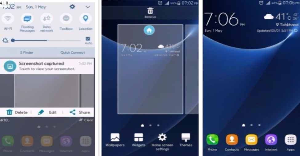 Get Galaxy S7 Edge Marshmallow System UI Port for Samsung