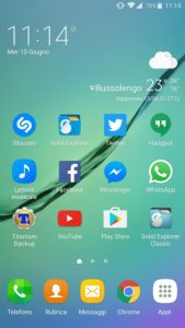 Note UX Project Grace Touchwiz Launcher V