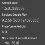 Sony-Smart-Watch-Update-Wear-1.5 OTA Update