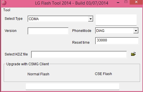 Download latest LGUP Flashtool for all LG devices | LG