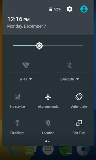 official cyanogenmod 13 screenshots for oneplus 3 2 1