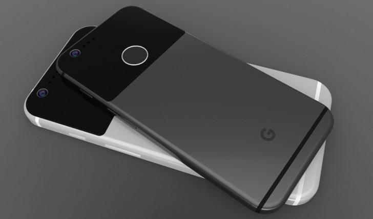 google pixel xl rear