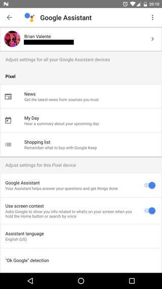 google-assistant-settings-screenshots