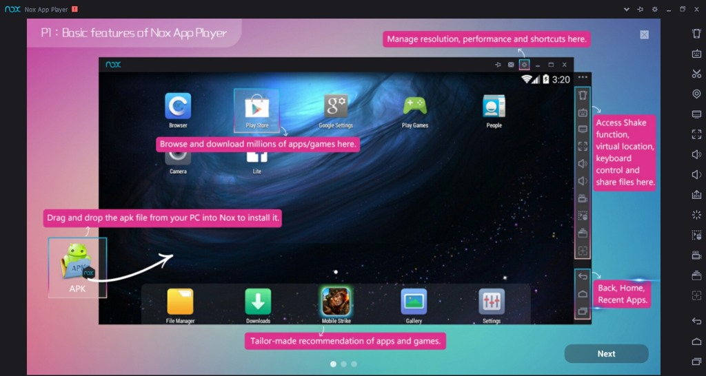 Nox App Player Review The Fastest Android Emulator For Pc