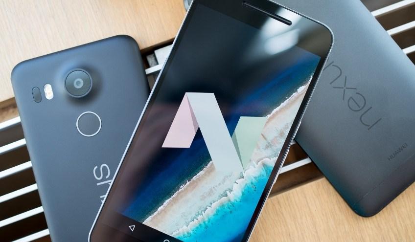 Download Android 7.1 Nougat November 2016 update NDE63U/V/X, NDE63H/L/P