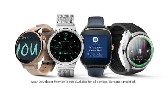 Download Android Wear December Security Update M1D64T and Developer Preview 4 NVF41U