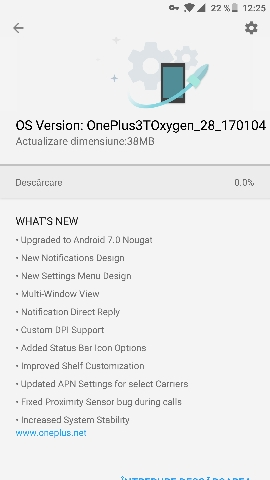 oneplus 3t oxygen os 4.0.1 screenshots