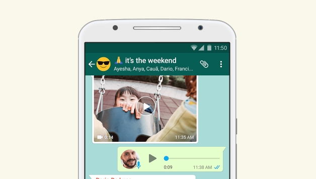 Download WhatsApp status update APK - 5 new features