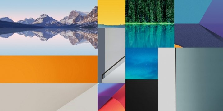 download LG G6 stock wallpapers qhd