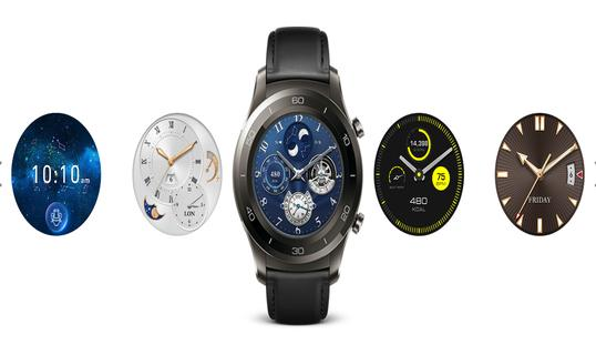 watch faces on huawei watch 2
