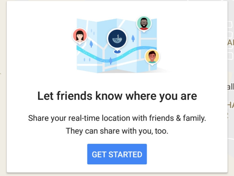 How to enable Google Maps Location Sharing and share real ...