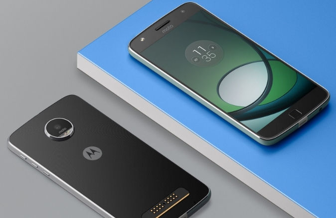 Moto Z Play download and update Android 7.0 Nougat via OTA and factory image