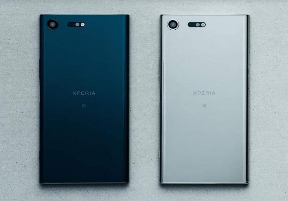 Sony Xperia XZ Premium Design