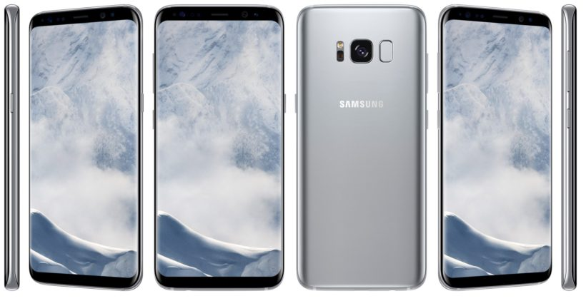 Download New Samsung Galaxy S8 Plus Stock Wallpapers From Unboxing Qhd