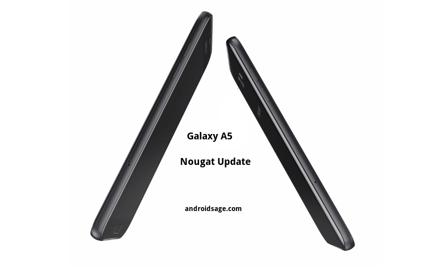 Download and Install Samsung Galaxy A5 & A7 2016 official 7.0 Nougat update