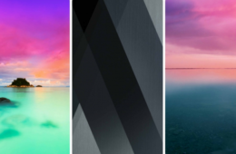 LG K10 2017 Full HD Stock Wallpapers