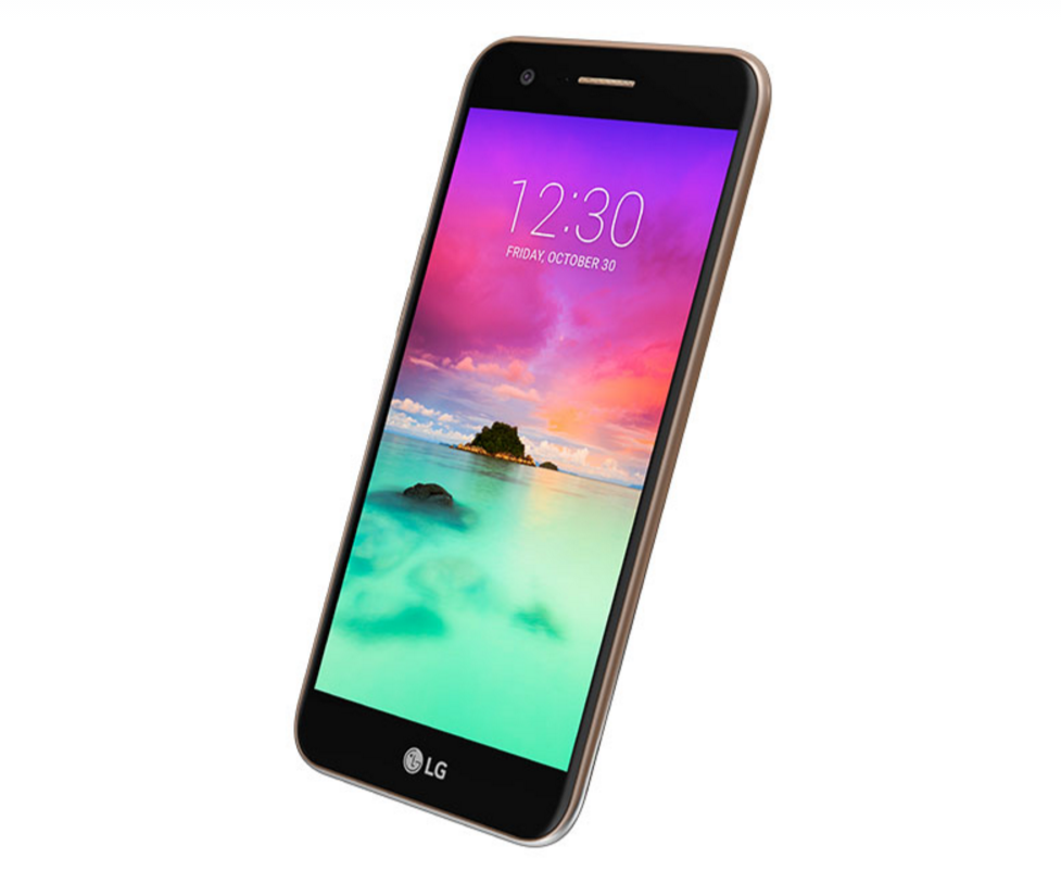 LG K10 2017 Stock Wallpapers