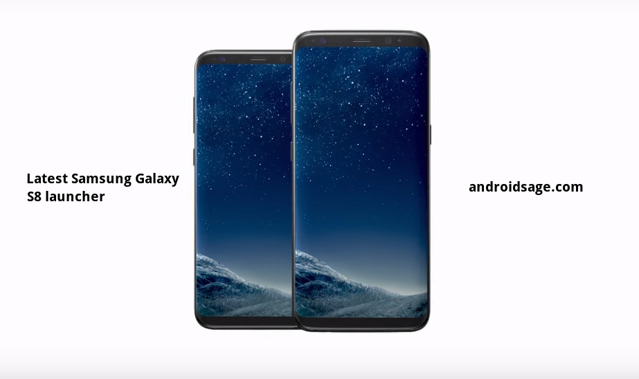 Official Samsung Galaxy S8 (Plus) Launcher from Google Play