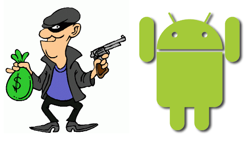 is android secure from ransomwares