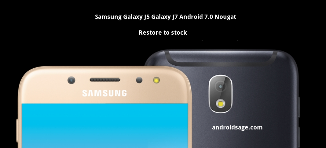Samsung J7 Wallpapers: Samsung Galaxy J5 And Galaxy J7 Android 7.0 Nougat