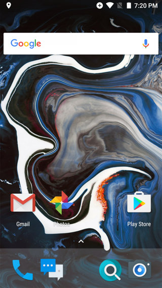 Paranoid Android (AOSPA) updated to 7 1 2 Nougat - Download and install