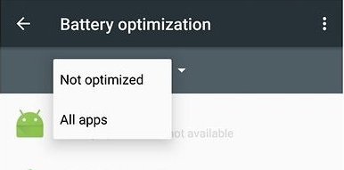 Stop Google Play Services From Running In The Background