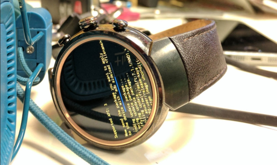 Download and install Asus Zenwatch 3-2 to Android Wear 2.0 How to update OTA