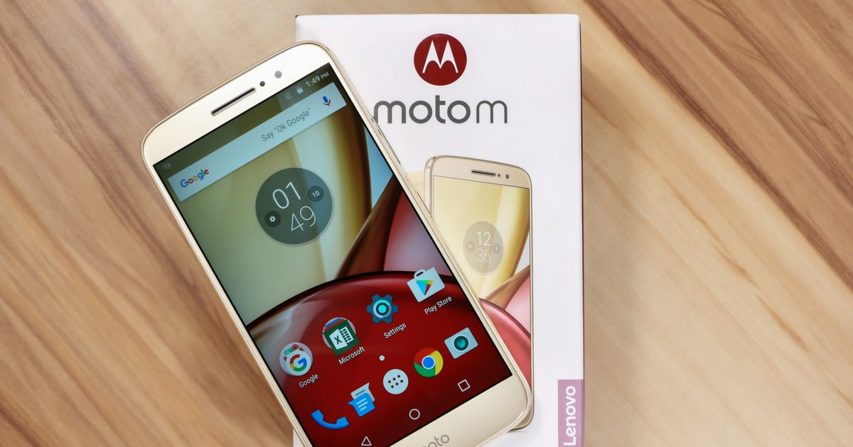 Moto M receives Nougat 7 0 update in India via build