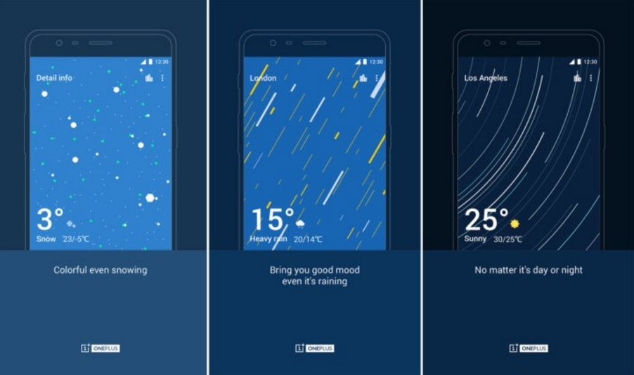 Install Oneplus Stock Weather App For All Oneplus Devices