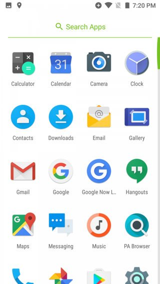 Install Paranoid Android 7 2 0 Nougat ROM with support for more