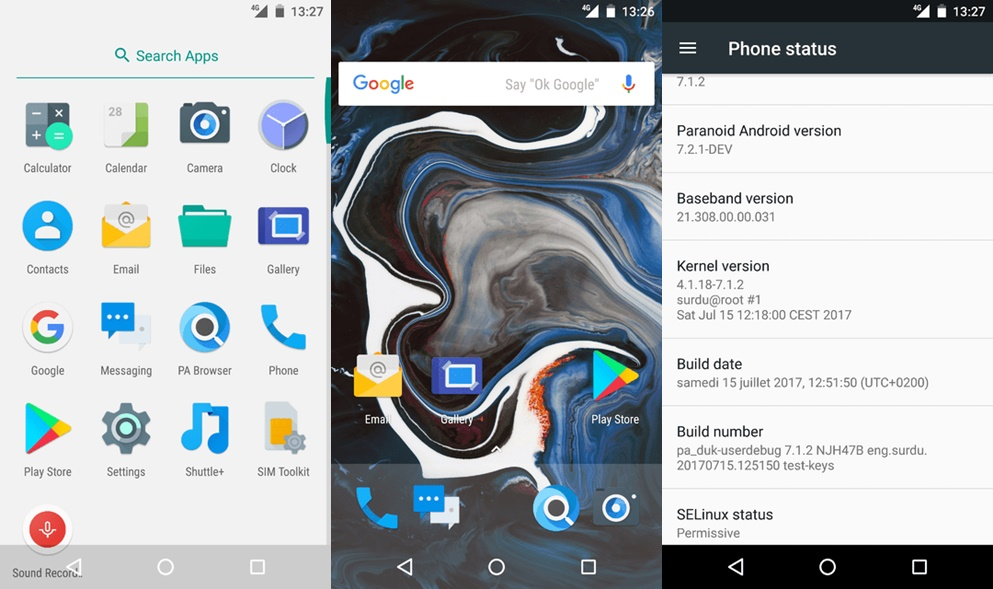 Official Paranoid Android 7 2 now available for Huawei Honor 8 Pro