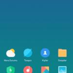 Xiaomi Redmi Note 3 MIUI 9 ROM port screenshot