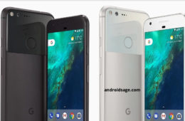 Google Pixel (XL) September 2017 Security Patch update OTA download