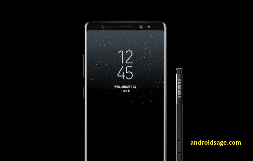 How to restore Samsung Galaxy Note 8 to complete stock using Odin