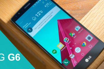 August 2017 security update for LG G6