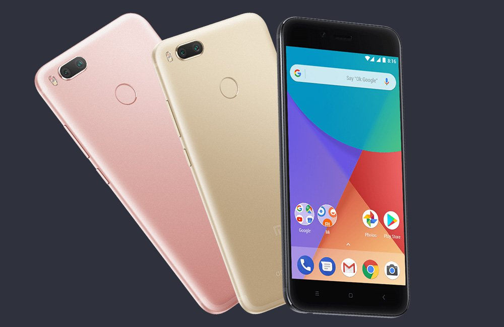 Download and Install Android One Xiaomi Mi A1 camera app port