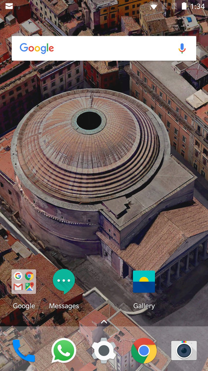 Download Google Pixel 2 stock and live wallpapers QHD [Pixel