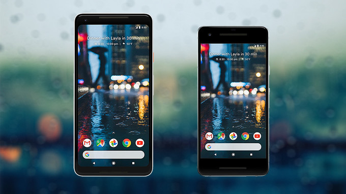 Download Google Pixel 2 Stock And Live Wallpapers QHD Wallpaper APK