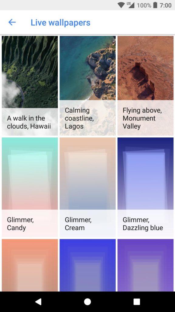 Google Pixel 2 wallpaper live wallpaper APK download