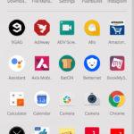 Latest Google Pixel Launcher with Pixel 2 features Screenshot