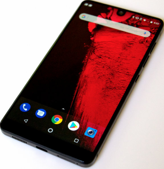 November security patch for Essential phones