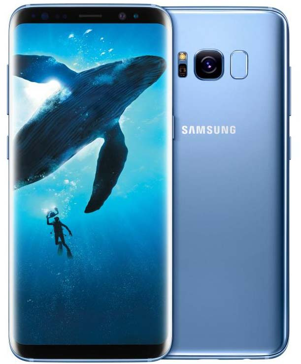 October security patch for T-Mobile Galaxy S8(plus)