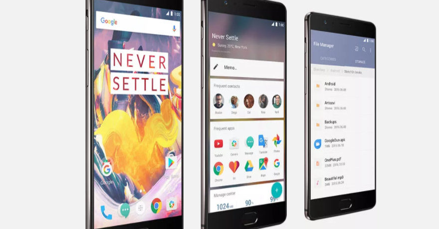 OxygenOS Open Beta 29 For OnePlus 3 and Beta 20 for OnePlus 3T