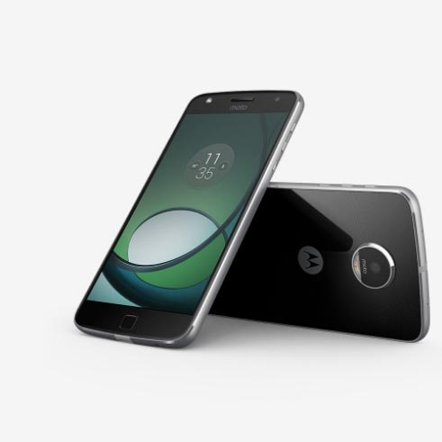 November security patch for Moto Z Play