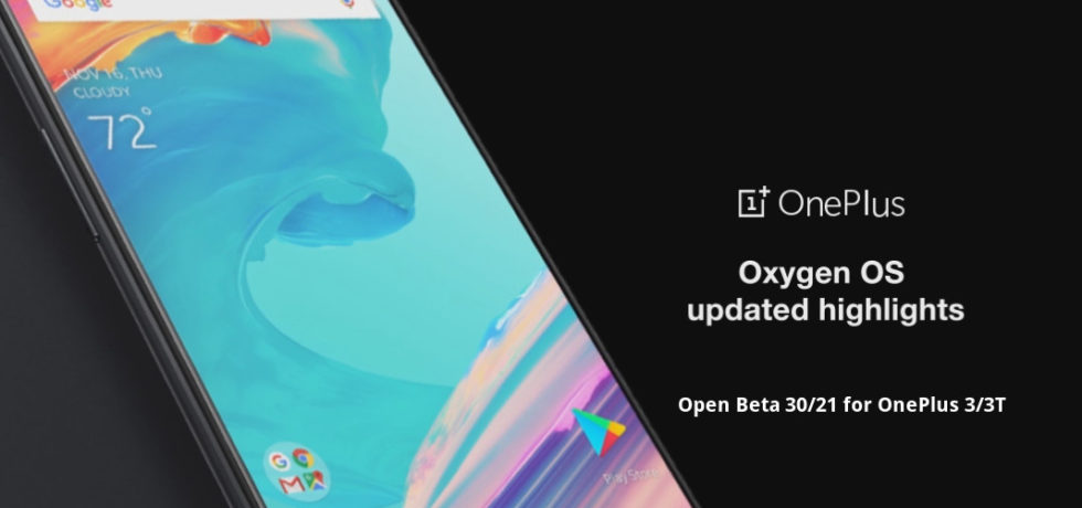 Download & Install OnePlus 3-3T Open Beta 30-21 with Face Unlock Feature