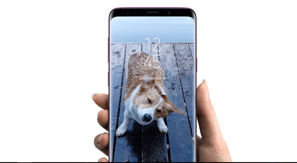 Download Samsung Galaxy S9/S9+ Launcher, Stock Apps, and