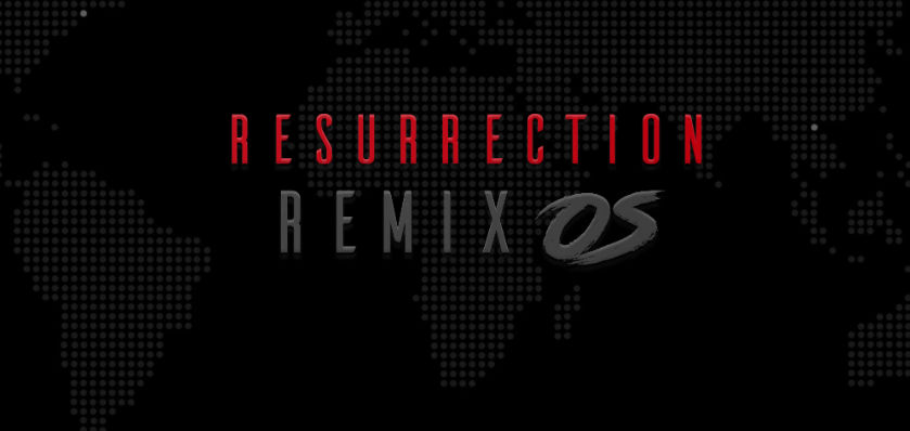 Download and install Resurrection Remix OS